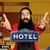 Hr. Skæg : Hr. skægs hotel - CD